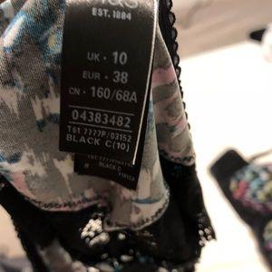 fe078451d8 Marks   Spencer Intimates   Sleepwear - Matching Bra   Underwear Set Cheetah